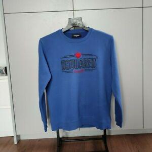 Dsquared2 Crewneck Pullover Gr XXL Blau