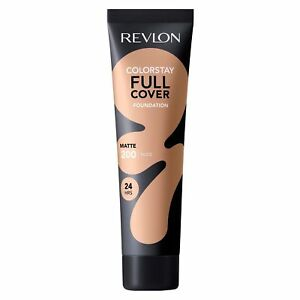 Revlon ColorStay Full Cover Matte Foundation ~ Choose From 16 Shades