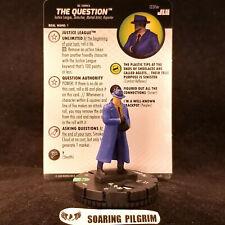 The Question - 031 Uncommon Dc Justice League Unlimited Heroclix Set #31
