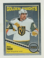 2019-20 OPC Platinum RETRO PARALLEL #R-4 ALEX TUCH Golden Knights