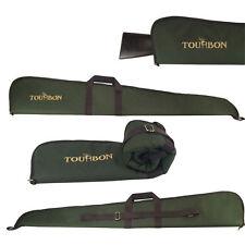 "Tourbon Shotgun Case Slip Carrying Cover Gun Bag Hunting Tactical Shot Nylon 50"""