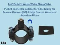 "JG 10mx1//4/"" Pipe /& Tube for Reverse Osmosis Pneumatic Air Fridge Water Filters"