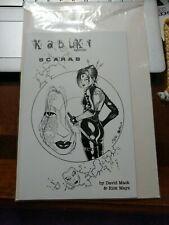 Kabuki Agents: Scarab Ashcan 1