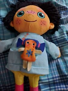 Moon and Me - Talking Pepi Nana  - Plush Cuddly Soft Toy Cbeebies