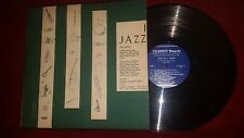 JAZZ VOL 1 JAZZ SINGERS  FREDRICK  RAMSEY VINTAGE 1950s FOLKWAYS RECORDS FJ-2801