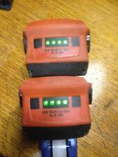 1 batterie  hilti B 22 3,3 Ah en TBE