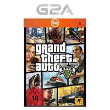 GTA 5 Key [PC Spiel] Rockstar Game Download Code - Grand Theft Auto V [DE/EU]