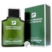 Paco Rabanne Pour Homme 200ml Eau De Toillete Splash or Spray For Men