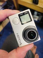GoPro HERO4 Action Camera - Silver