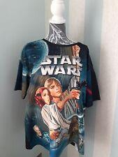 Unisex Star Wars T Shirt Womens Size 20 Mens XL