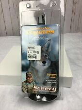 New Ed Sceery Outdoors Howling For Cayotes Vhs Kit With Horn