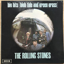 "The ROLLING STONES  ""Big Hits""  33T Press UK 1970  EX/EX"