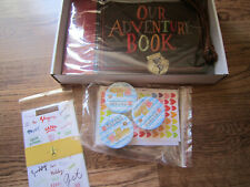 Pulaisen Our Adventure Book with Colored Gift Box- Up Movie Scrapbook