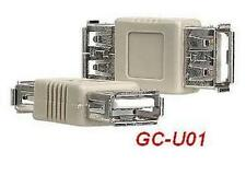 CablesOnline USB A Female to Female Gender Changer