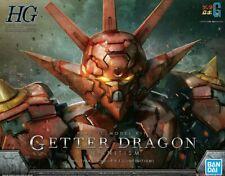 GETTER DRAGON Infinitism HG Plastic model Kit Montare Bandai mazinger infinity