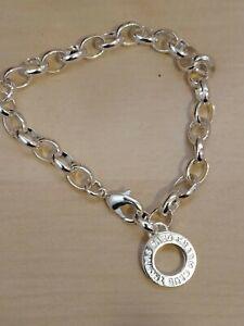 Genuine thomas sabo charm bracelet