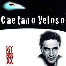 Caetano Veloso – Millennium CD 1998 Brazil-Import