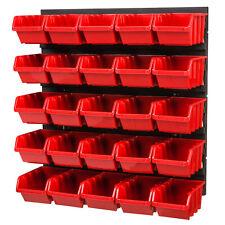 18x Sichtbox PP Gr/ö/ße 2//L blau NEU 18er Set Profi-Sichtboxen Sicht-Lagerboxen