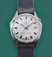 Vintage 1960's Zodiac Olympos Automatic Asymmetrical men's Watch