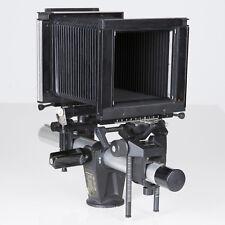 """Sinar F1 4x5"""" Kamera mit F2 Objektiv Standarte"""