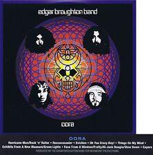 Edgar Broughton Band: Oora   Das fünfte Werk! Von 1973! Acht Songs! Neue CD!