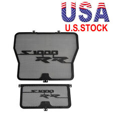 Radiator Guard Grill Oil Cooler Cover Protector For BMW S1000R BMW S1000RR HP4