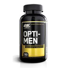 Optimum Nutrition Opti-Men 180 Tabletten Vitaminen Mineralstoffen Aminosäuren