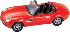 BMW Z8 Cabrio, red - 1:87 / H0 Gauge - Model Power (19110)