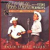 Tiffany Transcriptions, Vol. 3 by Bob Wills and His Texas Playboys (CD,...