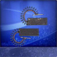 Escobillas de Carbón Carbones Motor Lavamat para AEG 72605 Actualización 72610W