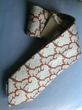 TOM FORD MENS $255 SILK TIE 7 FOLD HAND MADE IN ITALY NWTAG