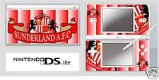 Nintendo DS or DS Lite SUNDERLAND Skin / Sticker Decal