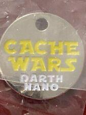 Pathtag 38649 - Cache Wars Darth Nano Silver