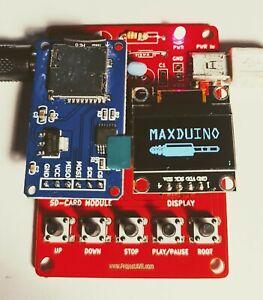 MaxDuino TZXduino CASduino loader for Spectrum MSX Sinclair Amstrad Dragon Oric