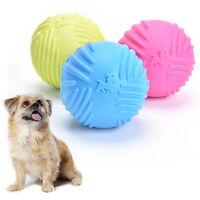 Cucciolo di cane cucciolo Giocattolo da masticare Palla di gomma durevole  C  uh