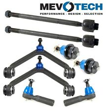 Dodge Ram 1500 02-05 Complete Ball Joints Control Arms Tie Rod Ends KIT Mevotech