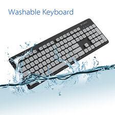Logitech K310 Washable USB Keyboard Plug And Play For Windows PC
