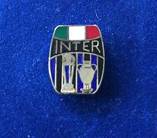 """INTER FC PINS DI PRESTIGIO LE COPPE  1964 -1965 """"VINTAGE 012"""" clips (bottone)"""
