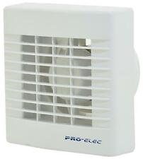 Ventilador de Ventilación Ventilación Extractor De Baño Compacto 230v bajo consumo de energía 12w
