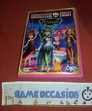 MONSTER HIGH 13 DESEOS DVD