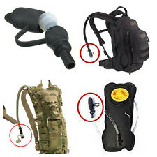 Drink Tube Bite Valves For Camping Hiking Cycling Water Bag Sucker With Cover