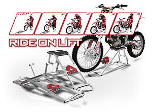 Risk Racing Ride on Lift RR1 Aufbockständer Neu MX Motocross Aufbockhilfe