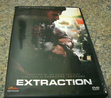 EXTRACTION (DVD 2020) WITH CHRIS HEMSWORTH, ACTION PACKED MOVIE~