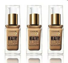 3-Covergirl Vitalist Healthy Elixir Foundation SPF 720 Creamy Natural EXP 2018+
