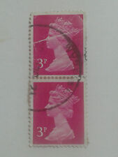 2 x QUEEN ELIZABETH 11 - STAMPS - BOTH 3p