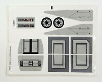 LEGO Star Wars 75019 AT-TE - Genuine Unused Sticker Sheet