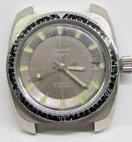 Vintage Gents-Vantage-by-Hamilton Stingray Date 17J -Diver-Wrist-Watch