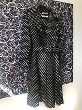 kitten d'amour Spot Bustle Coat Size Small