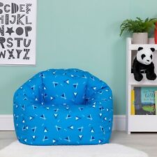 Childrens Beanbag Icon Chair Tiny Tips Kids Bean Bag Armchair