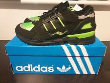 Adidas ZX10000 JC Black/Green - UK9 - 2019